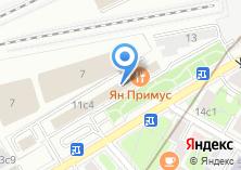 Компания «Системы дитч витч» на карте