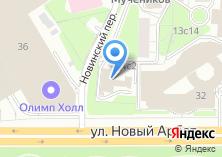 Компания «Artefactorium» на карте