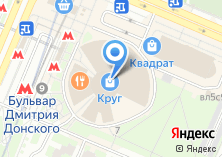 Компания «Kapricci» на карте
