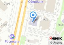 Компания «Вектор Логистик» на карте