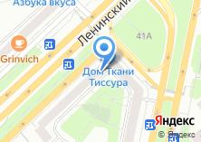 Компания «Анонс» на карте