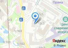 Компания «Юнисерв» на карте