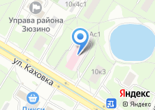 Компания «Поликлиника Диагностический клинический центр №1» на карте