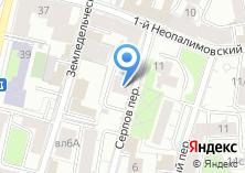 Компания «Внешпосылторговец-3» на карте