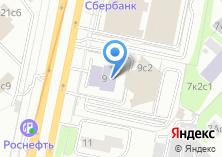 Компания «Яктиор-Аудит» на карте