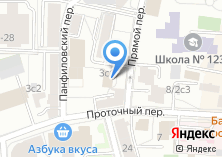 Компания «Эксплор» на карте