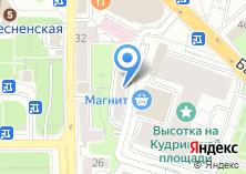 Компания «Мистраль» на карте