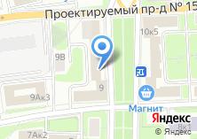 Компания «САНИ-Консультант» на карте