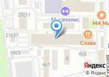 Компания «Ирланит» на карте