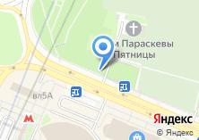 Компания «Качаловское кладбище» на карте