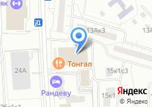 Компания «СпецТехСервис» на карте