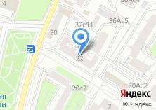 Компания «Интерюнити» на карте