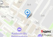 Компания «Альфаран» на карте
