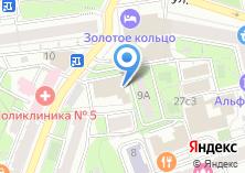 Компания «6-й спецбатальон ДПС ГИБДД на спецтрассе» на карте