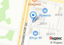 Компания «Letypay.ru» на карте