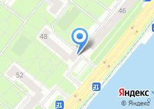 Компания «Театр на набережной» на карте