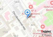 Компания «Национальное кредитное бюро» на карте