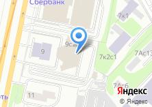 Компания «Innovia films» на карте
