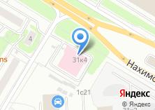 Компания «Станция скорой и неотложной медицинской помощи им. А.С. Пучкова» на карте