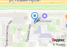 Компания «ТелеХаус» на карте