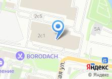 Компания «Хонда Отрадное» на карте