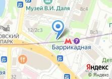 Компания «Сервис24» на карте