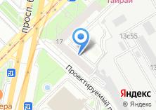Компания «Торговый Дом Кейджес» на карте