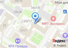 Компания «Петрофонд» на карте