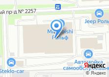 Компания «Эваз моторс» на карте