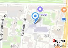 Компания «Московская городская лингвистическая гимназия №1513» на карте