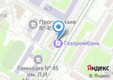 Компания «Владпромбанк» на карте