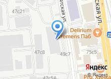 Компания «Perma-Chink Systems торгово-производственная компания» на карте