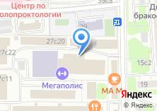 Компания «Фактория» на карте