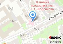 Компания «Стоматологическая поликлиника №19» на карте