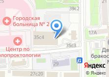 Компания «Важная персона» на карте