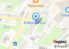 Компания «Все офисы Москвы - онлайн-сервис по подбору офисов в аренду» на карте