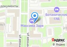 Компания «Перо-строй» на карте