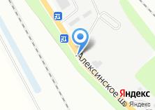Компания «Мир Ворот» на карте