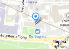 Компания «Царь сейф» на карте