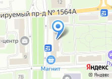 Компания «VashDom» на карте