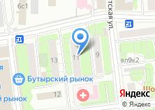 Компания «Cat-vet.okis.ru» на карте