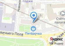 Компания «Avon-Moskva.ru» на карте