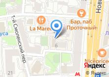 Компания «Белорусский базар» на карте
