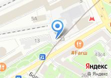 Компания «kupifinik.ru» на карте