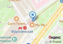 Компания «Му-Му» на карте