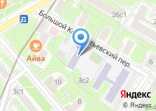 Компания «Центр образования №1240 с дошкольным отделением» на карте
