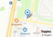 Компания «МОРТОН» на карте
