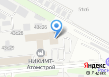 Компания «Унитех» на карте