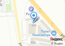 Компания «Арсания» на карте