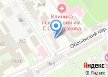 Компания «Адвокатское бюро Зотовой Е.С» на карте
